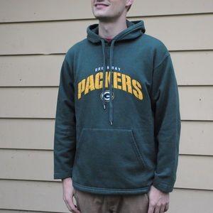 green bay packers hoodie geen
